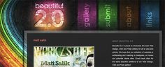 30 Extremely Colourful Website Designs