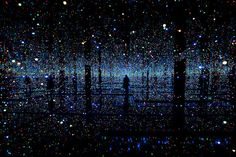 Yayoi Kusama -Infinity Mirrored Room-