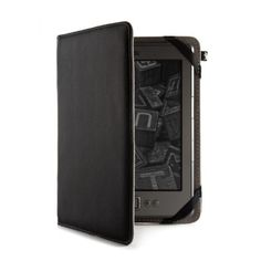 Proporta Kindle Paperwhite Cover - Leather Style Protective Black by Proporta. $15.96. This Kindle Paperwhite Leather Style Protective Cover by Proporta is custom designed to fit the exact specifications of your Amazon Kindle Paperwhite. A grey felt lining contrasts beautifully with the black exterior, and cut outs allow access to all ports and controls meaning you can continue to use your Kindle Paperwhite while it's in its case. Easy on the wallet (not to mention t...