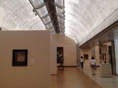Beat the summer heat with a trip to the Kimbell Art Museum