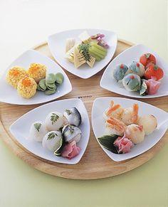 手まり寿司レシピ