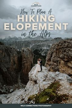 A comprehensive guide on how to plan a hiking elopement in the Alps, including the top destinations, when to go and what to consider when planning your elopement. Beach Elopement, Mountain Elopement, Elopement Wedding, Switzerland Destinations, Top Destinations, Elopement Inspiration, Elopement Ideas, Best Wedding Planner, Wedding Planning