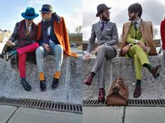 God Save the Queen and all: Street style Pitti Uomo 89 #pittiuomo89 #streetstyle