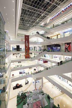Starlight Place shopping mall Aedas 04