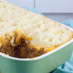 We saw this on Kitchen Nightmares and just had to share Gordon Ramsay's shepherd's pie. Ready in 40 minutes, serves 4.