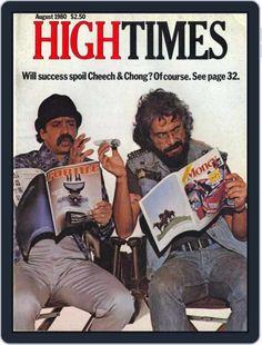 Cheech E Chong, High Times Magazine, Reefer Madness, Mileena, Puff And Pass, Up In Smoke, Smoking Weed, Medical Marijuana, Art Projects