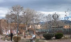 Santa Fe, New Mexico | God bless you, Santa Fe!