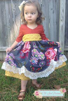 Princess Dress by Candy Castle Patterns http://www.facebook.com/ohsewprecious