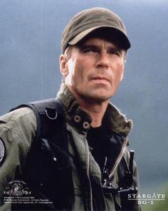 Richard Dean Anderson (Captain Jack O'Neill, Stargate SG-1)