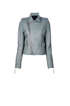 Best Designer Leather Jackets - Fall 2012 Leather Jackets for Women - Elle