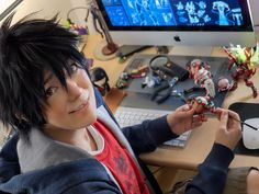 This Big Hero 6 Group Takes Cosplay To A Whole - Rolecosplay