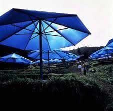 umbrellas christo y jeanne claude