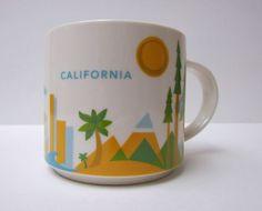 Starbucks - You Are Here mug - California