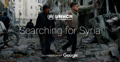Descubriendo las preguntas más frecuentes sobre la crisis de los refugiados sirios. Un proyecto de ACNUR en colaboración con Google. searchingforsyria.org