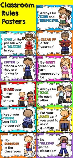 Classroom Rules (Editable) is part of Classroom rules poster - class on the first poster I have also included a set of posters that are numbered and a set that are not This way you can always pick and choose Preschool Classroom Rules, Classroom Rules Poster, Classroom Bulletin Boards, Classroom Behavior, Classroom Language, Classroom Commands, Classroom Management Primary, Classroom App, Classroom Decor Primary