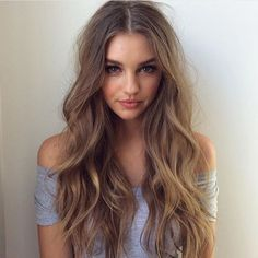 beauty + makeup + long hairstyles