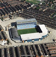 Maine Road, Manchester