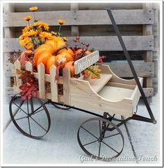 Fall Welcome Wagon