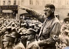 The secret plans by Adolf Hitlers Nazi party were only found at the end of the war