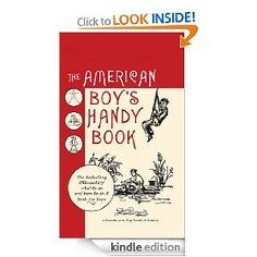 I -LOVED- this book when I was younger. I checked it out from the Paducah, KY library and spent hours reading through it. Moms, especially country/rural moms, you should consider getting it for your rough and tumble boys. It meant a lot to me and I'm..