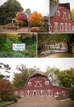 Magnolia Gardens Wedding And Event Venue In Northwest Arkansas Http Www Erikadotsonphotography