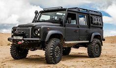 Land Rover Defender110csw