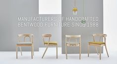 Woodbender offers a range of high quality upholstered bentwood furniture, from chairs & stools to occasional sofas. Browse our products for an informed choice.