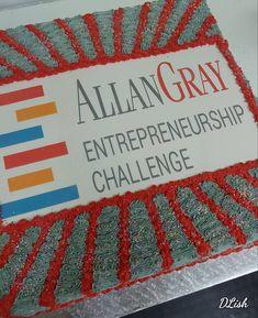 #corporate #large #giant #cake #dlish Giant Cake, Challenges, Food, Essen, Meals, Yemek, Eten