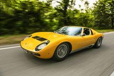 What it's like to drive Lamborghini's most beautiful car