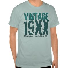 >>>Coupon Code          Any Year Custom Birthday Gift Best Vintage V02 Tee Shirts           Any Year Custom Birthday Gift Best Vintage V02 Tee Shirts today price drop and special promotion. Get The best buyShopping          Any Year Custom Birthday Gift Best Vintage V02 Tee Shirts lowest pr...Cleck Hot Deals >>> http://www.zazzle.com/any_year_custom_birthday_gift_best_vintage_v02_tshirt-235099229131681351?rf=238627982471231924&zbar=1&tc=terrest