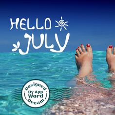 word,dream,summer,july,sea