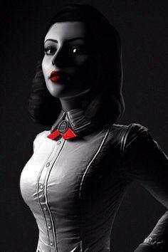 Bioshock Elizabeth. So beautiful
