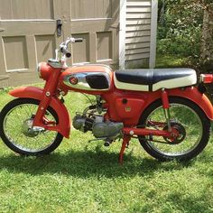 Jon Neuburger's 1965 Honda S65 - Classic Japanese Motorcycles - Motorcycle Classics