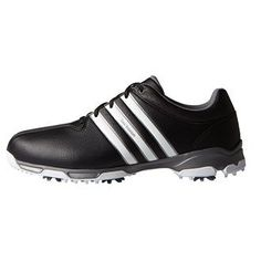 2016 Adidas Golf 360 Traxion Lightweight WATERPROOF Mens Golf Shoes-Wide Fitting Core Black 10UK - http://on-line-kaufen.de/360-traxion-shoes/core-schwarz-2016-adidas-golf-360-traxion-leichte-8