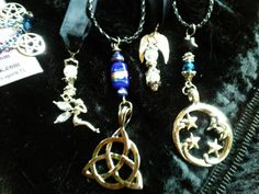 NECKLACES♥  PRICE: $10.00 EACH PLUS S & H  )♥(