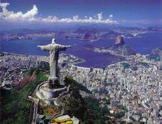 Rio de Janeiro, Brazil. BUCKET LIST!