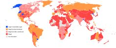 Cannabis law worldwide - Legalidad del cannabis - Wikipedia, la enciclopedia libre