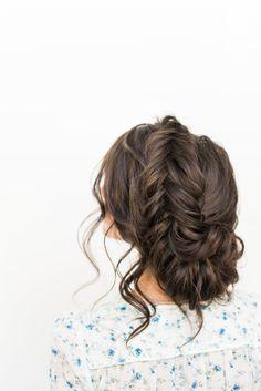 dutch fishtail braid