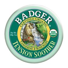 Badger Balm Tension Soother 28g