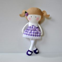 My Teeny-Tiny Doll® Annie  www.cookyousomenoodles.com