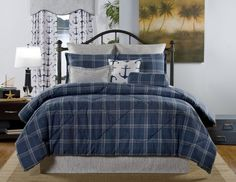 Nautical Bedding Set for men