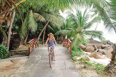 Seychellen, Silhouette Island Outdoor Furniture, Outdoor Decor, Silhouette, Patio, Island, Instagram, Seychelles, Explore, Environment