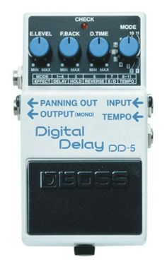 boss dd5. best. delay. ever.