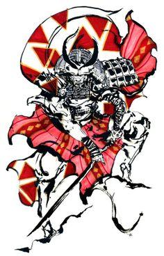 Kekai Kotaki - Samurai