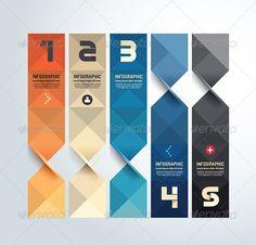 Modern Geometric Graph Design Infographic Template - Infographics Graph Design, Presentation Design Template, Presentation Layout, Powerpoint Presentation Templates, Layout Design, Design Templates, Ppt Design, Design Art, Infographic Examples