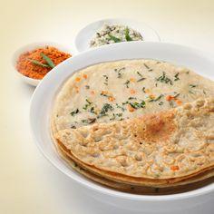Ghaavan / Dhirde (Wheat Pancakes)  Recipe