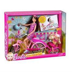 Mattel Barbienin Kız Kardeşleri Bisiklet Gezisinde