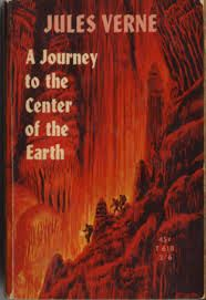 A Journey to the Center of the Earth was not only the first real novel I ever read, but it was the first to teach me that you don't always enjoy what you have to read. I was assigned to read this book in the 5th grade and to write a paper on it. It was so boring I just wanted to stop and give up, but if I did I would have failed. That book taught me that sometimes we have to read something that we don't like to get a good grade.