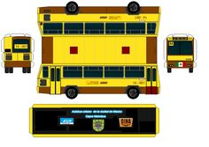 CAPRE METROBUS MODIFICADO Paper Models, Paper Cutting, Trucks, Jumping Jacks, Cut Outs, Craft, Cardboard Car, Preschool Printables, Scale Model