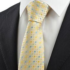 Slips(Blå / Gul,Polyester)Prikker 4905717 2016 – kr.54